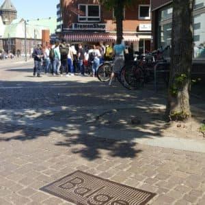 Stadtführung in bremen: die Balge