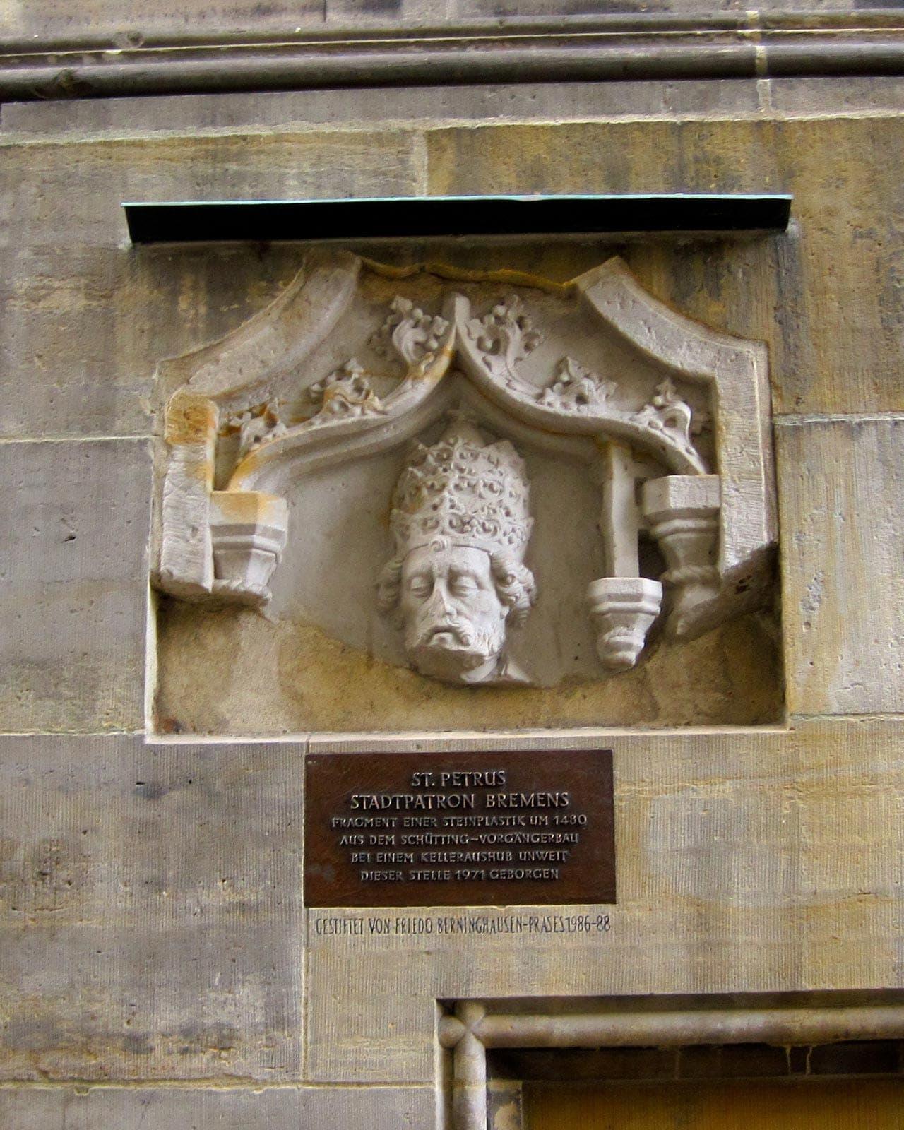 Stadtführung zu Geheimnissen der Bremer Altstadt: St.Petrus