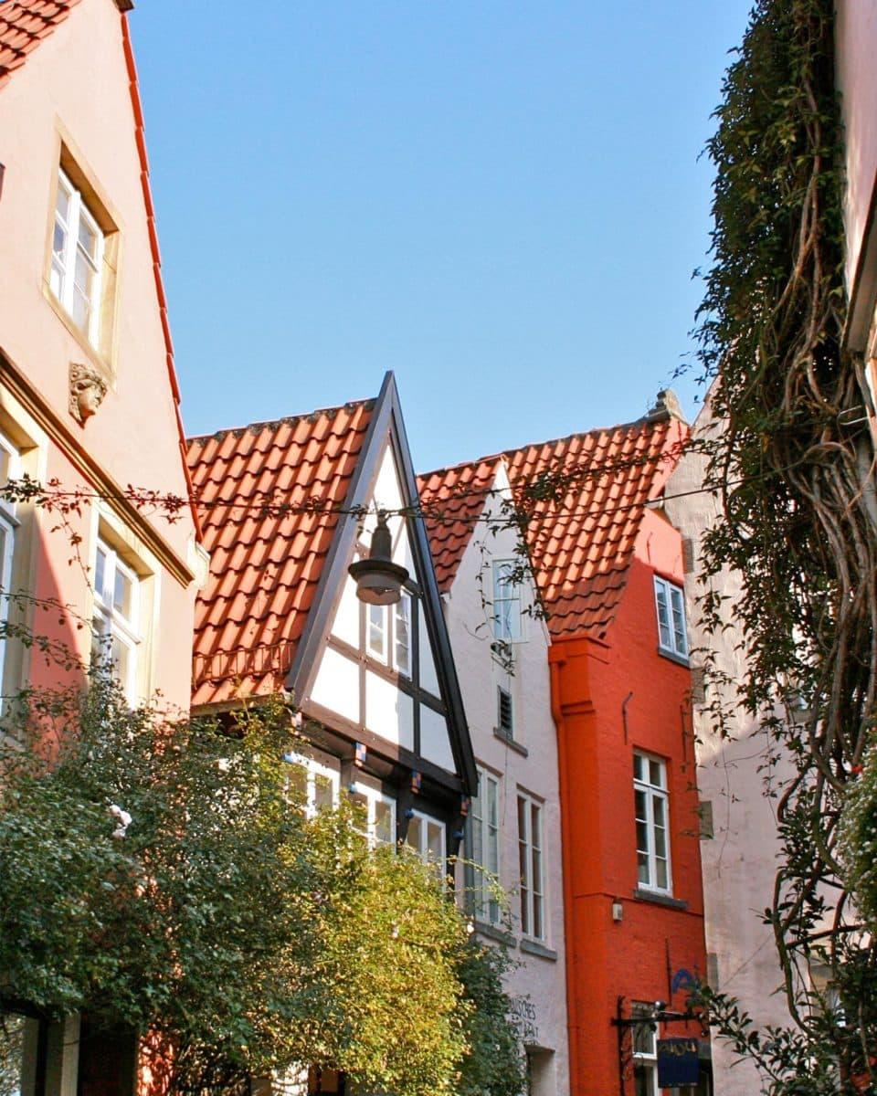 Führung durch Bremen: im Schnoor-Viertel