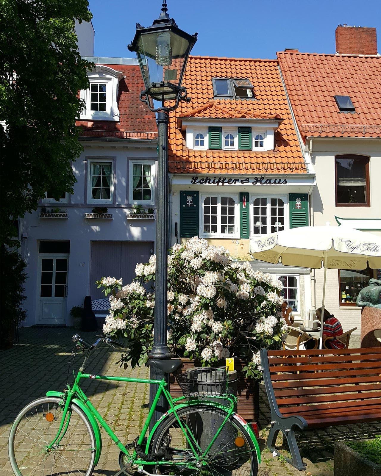Stadtführung Bremen - das Schnoorviertel