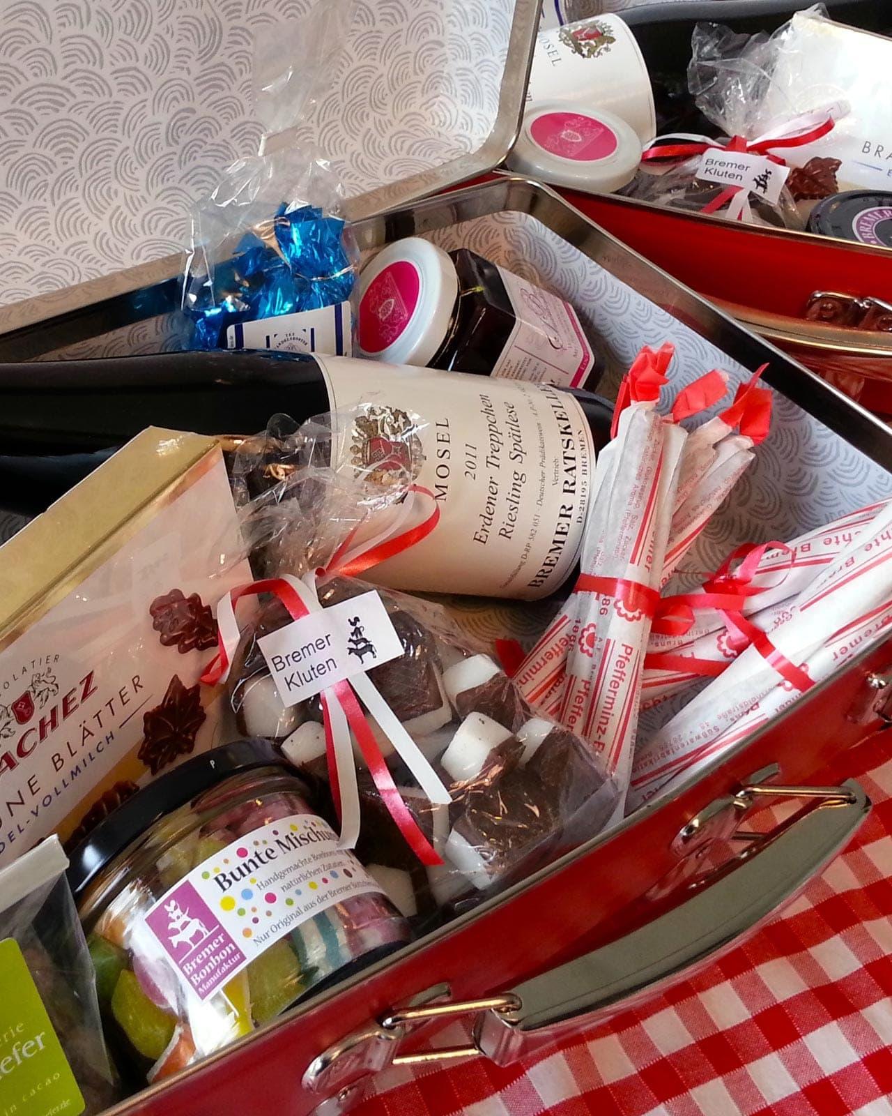 Bremer Spezialitäten bei kulinarischer Stadtführung