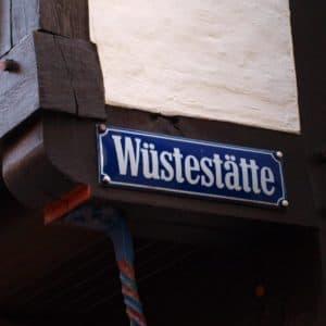 Stadtführung in Bremen: Straßennamen