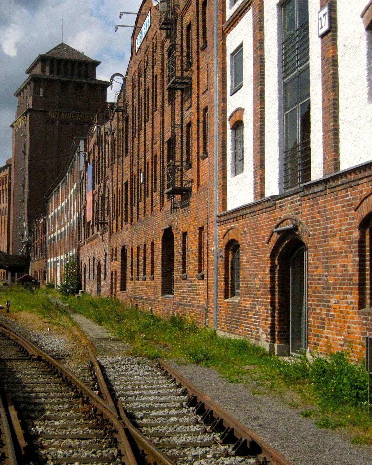 Führung durch die Überseestadt in Bremen