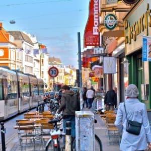 Stadtführung in Bremen: das Viertel