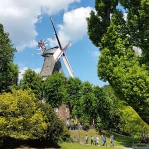 Die Mühle am Wall – das heimliche Wahrzeichen Bremens