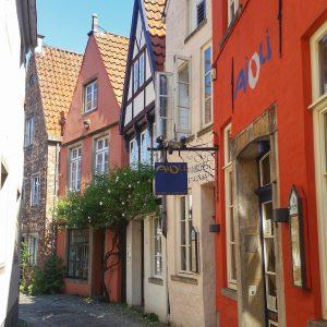 Das Schnoor-Viertel in Bremen – klein, bunt und gemütlich!