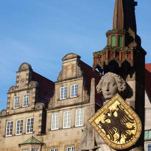 """Der Roland oder """"Wie heißt die Bremer Freiheitsstatue?"""""""